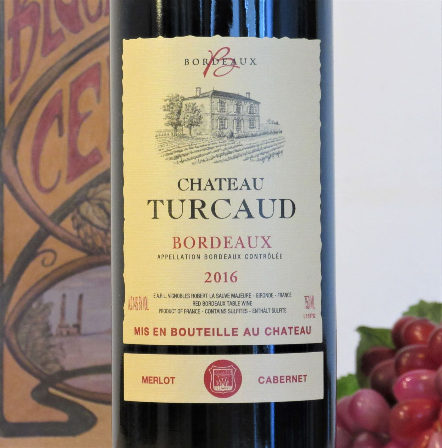 Chateau Turcaud Rouge