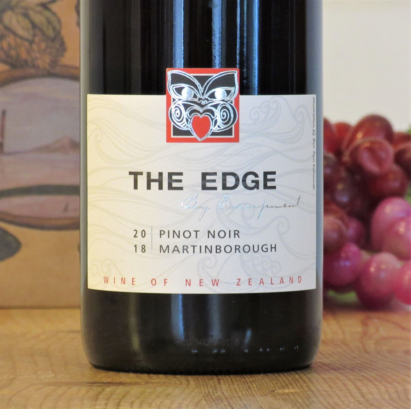 The Edge Pinot Noir