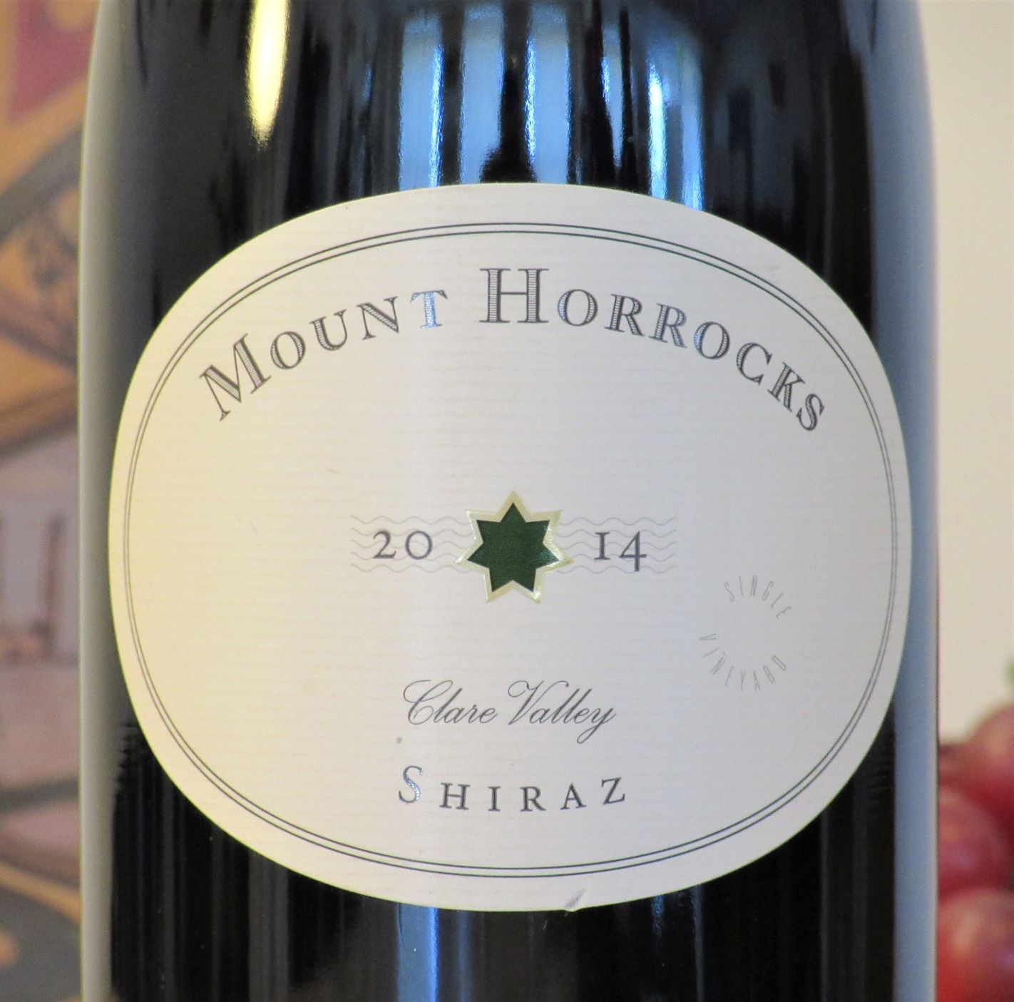 Mount Horrocks Shiraz