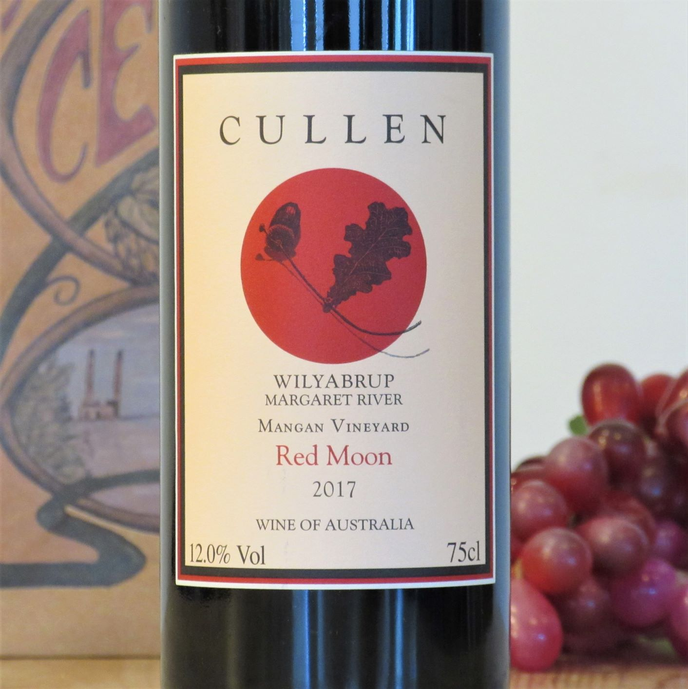 Cullen `Red Moon` Mangan Vineyard Wilyabrup
