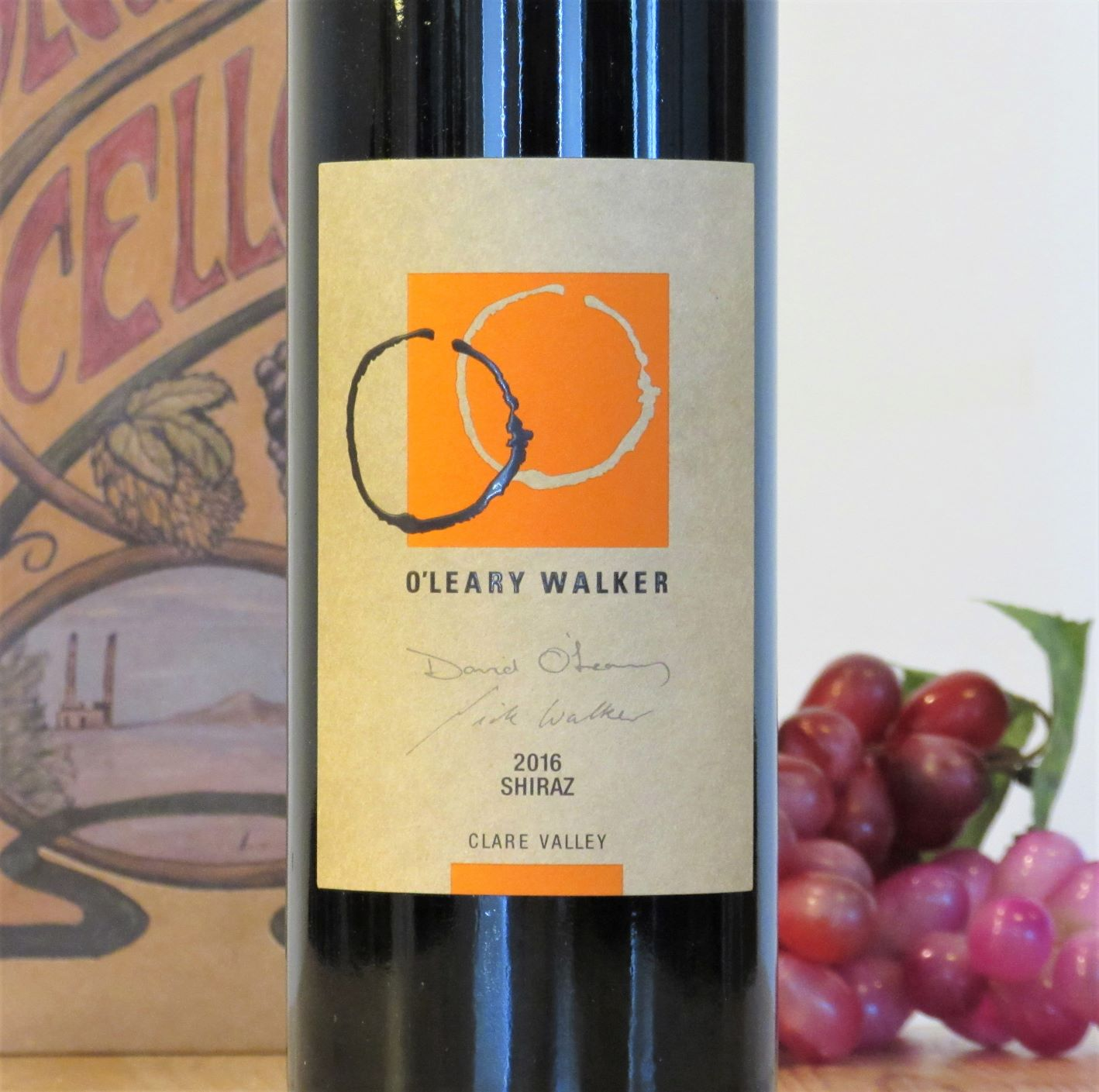 O'Leary Walker Shiraz 2016