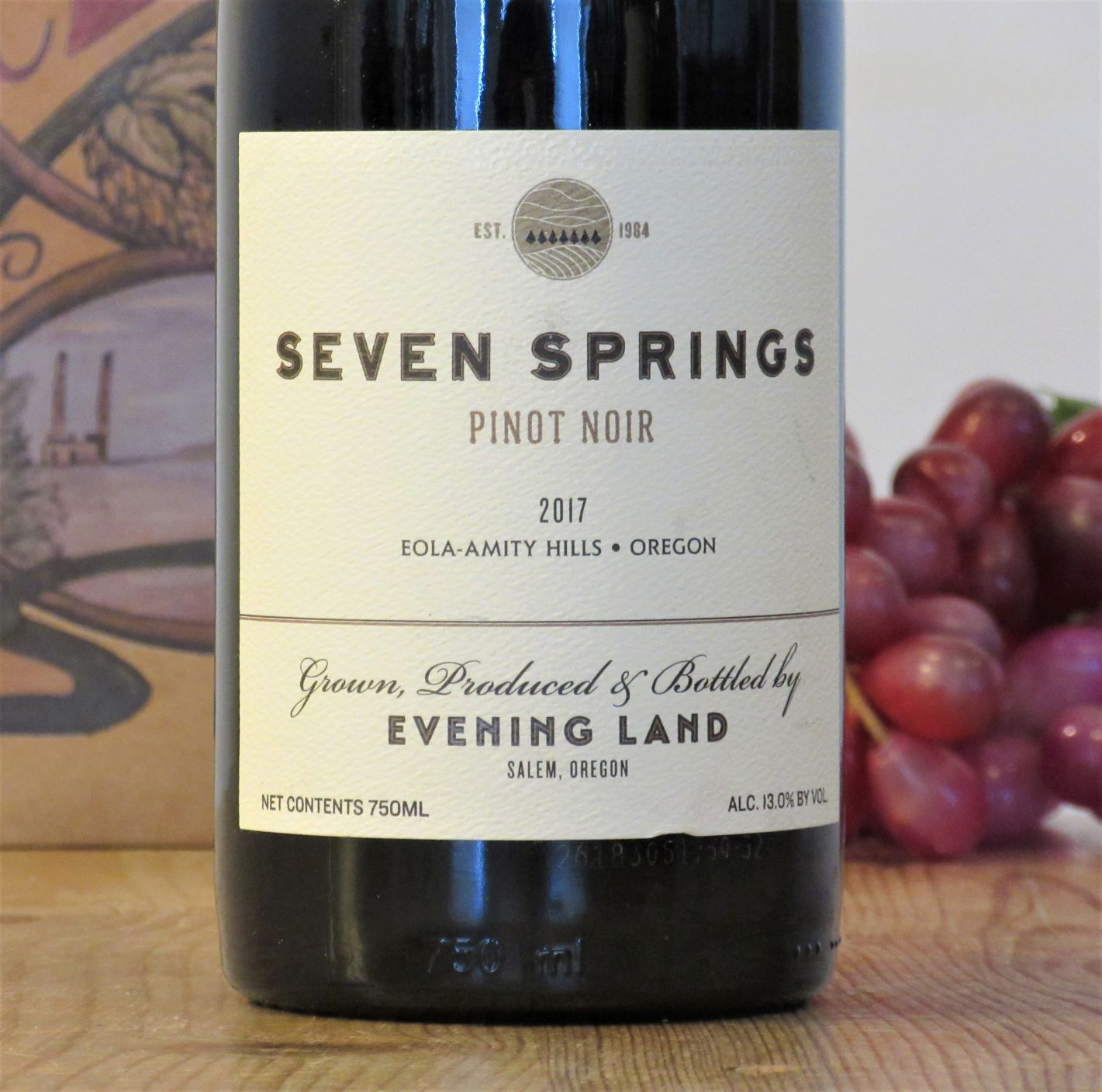 Seven Springs Evening Land Pinot Noir