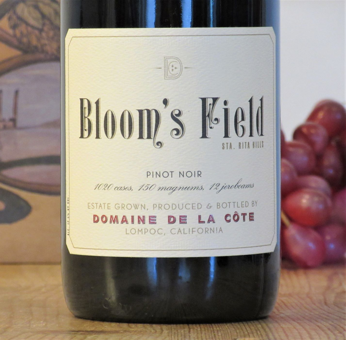 Bloom's Field Pinot Noir