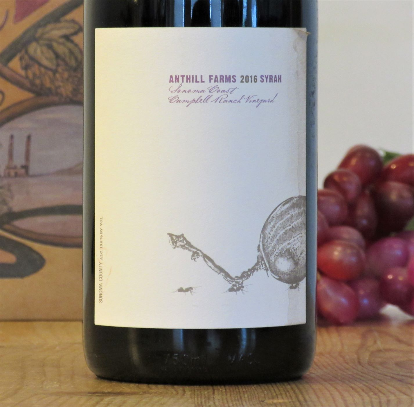 Anthill Farms Syrah 2016