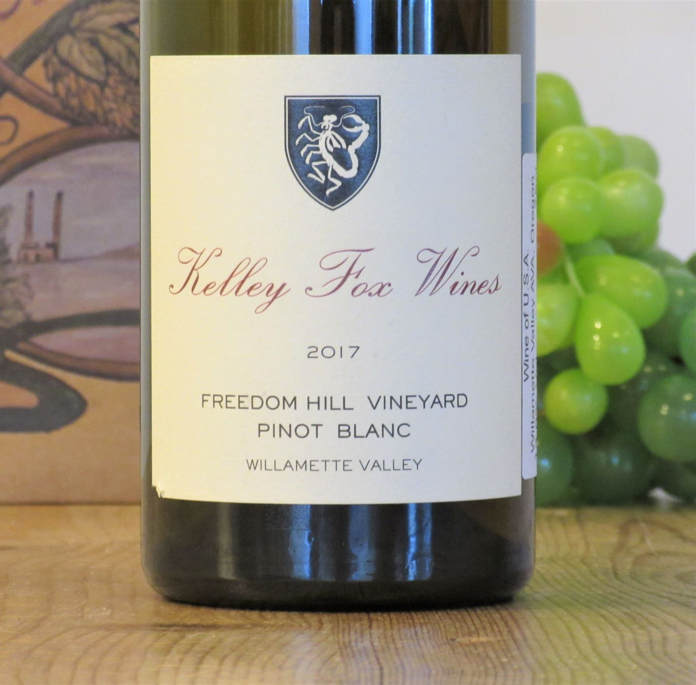 Kelley Fox Wines Pinot Blanc