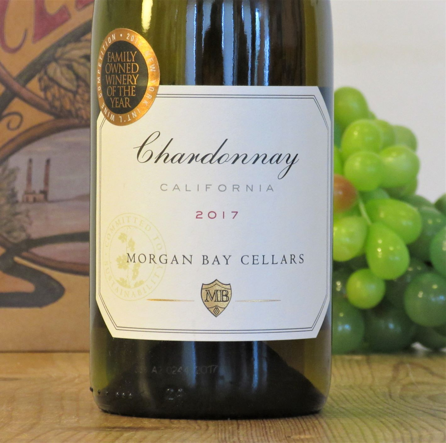 Morgan Bay Cellars Chardonnay
