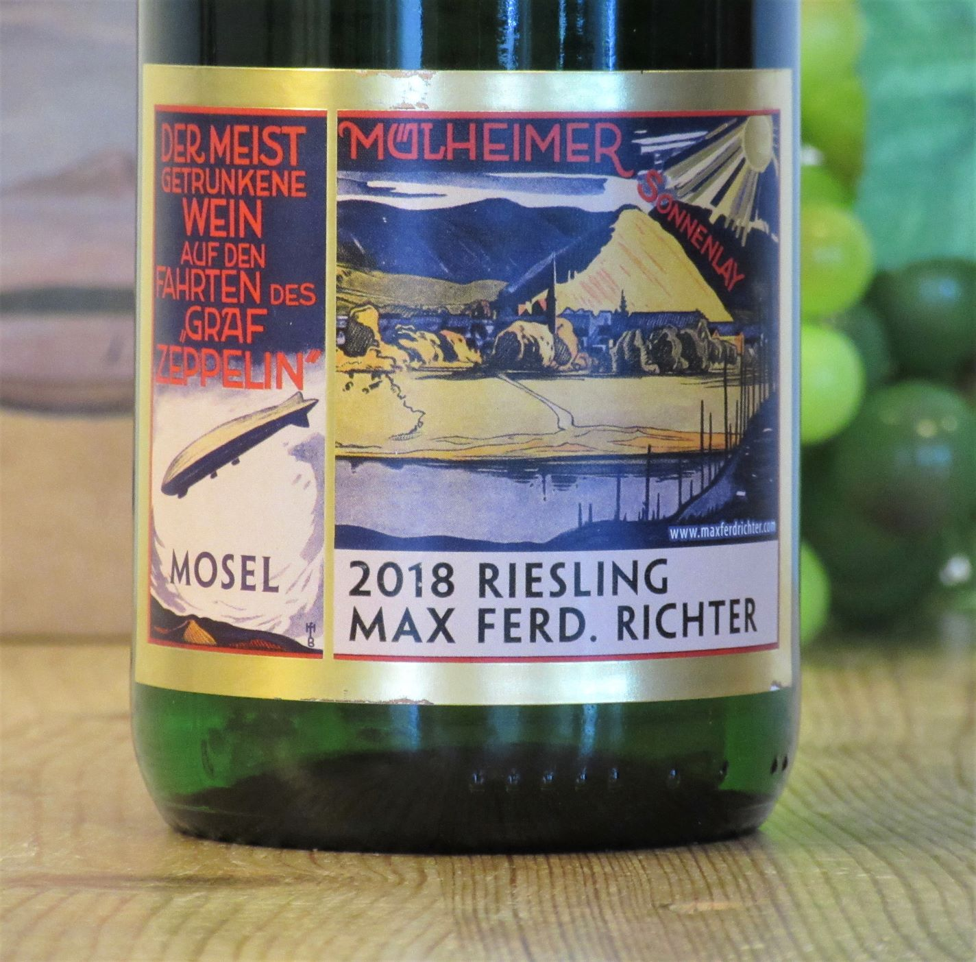 Max Richter Riesling 2018