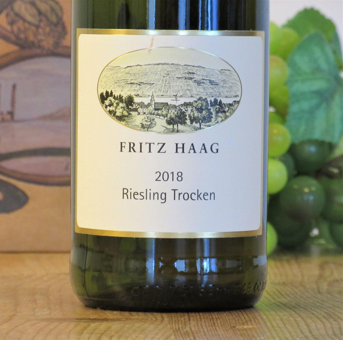 Fritz Haag Riesling 2018