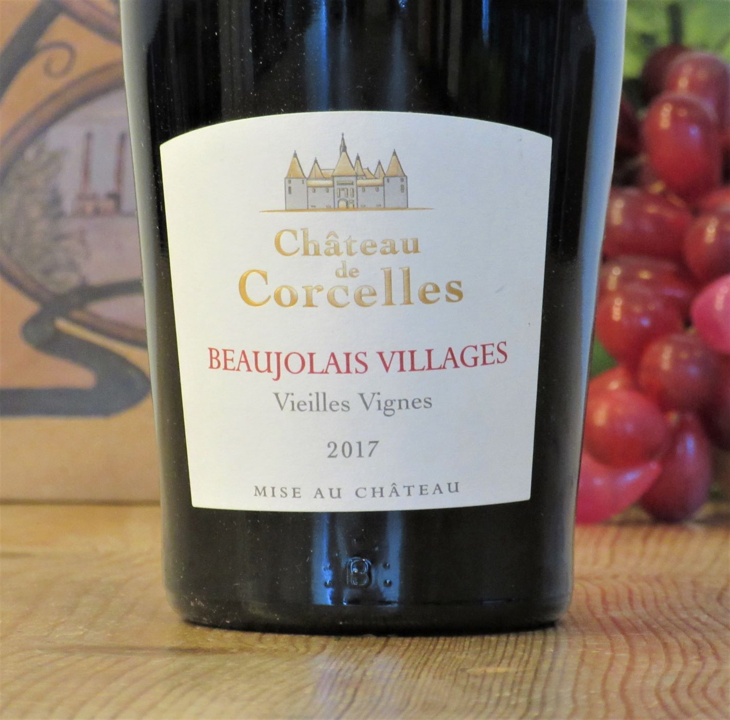 Chateau de Corcelles Beaujolais Village