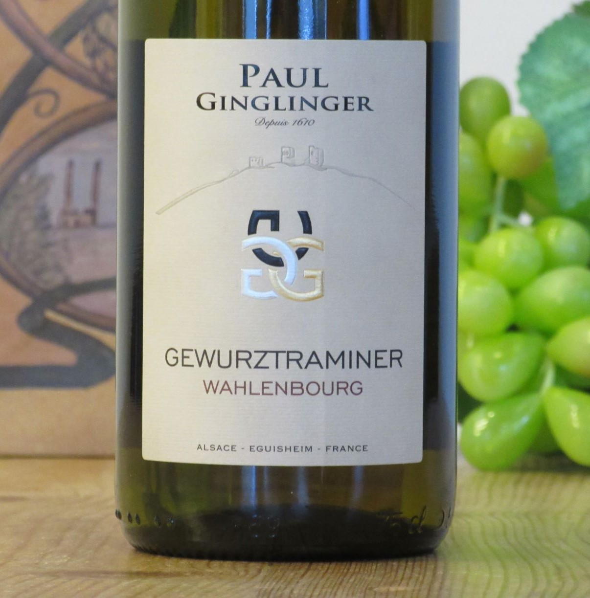 Paul Ginglinger Gewurztraminer
