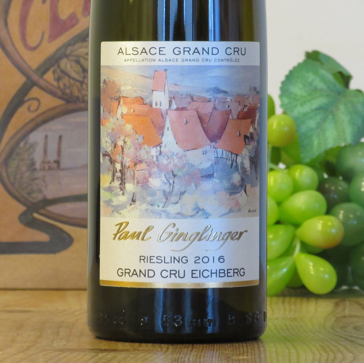 Paul Ginglinger Riesling 2016