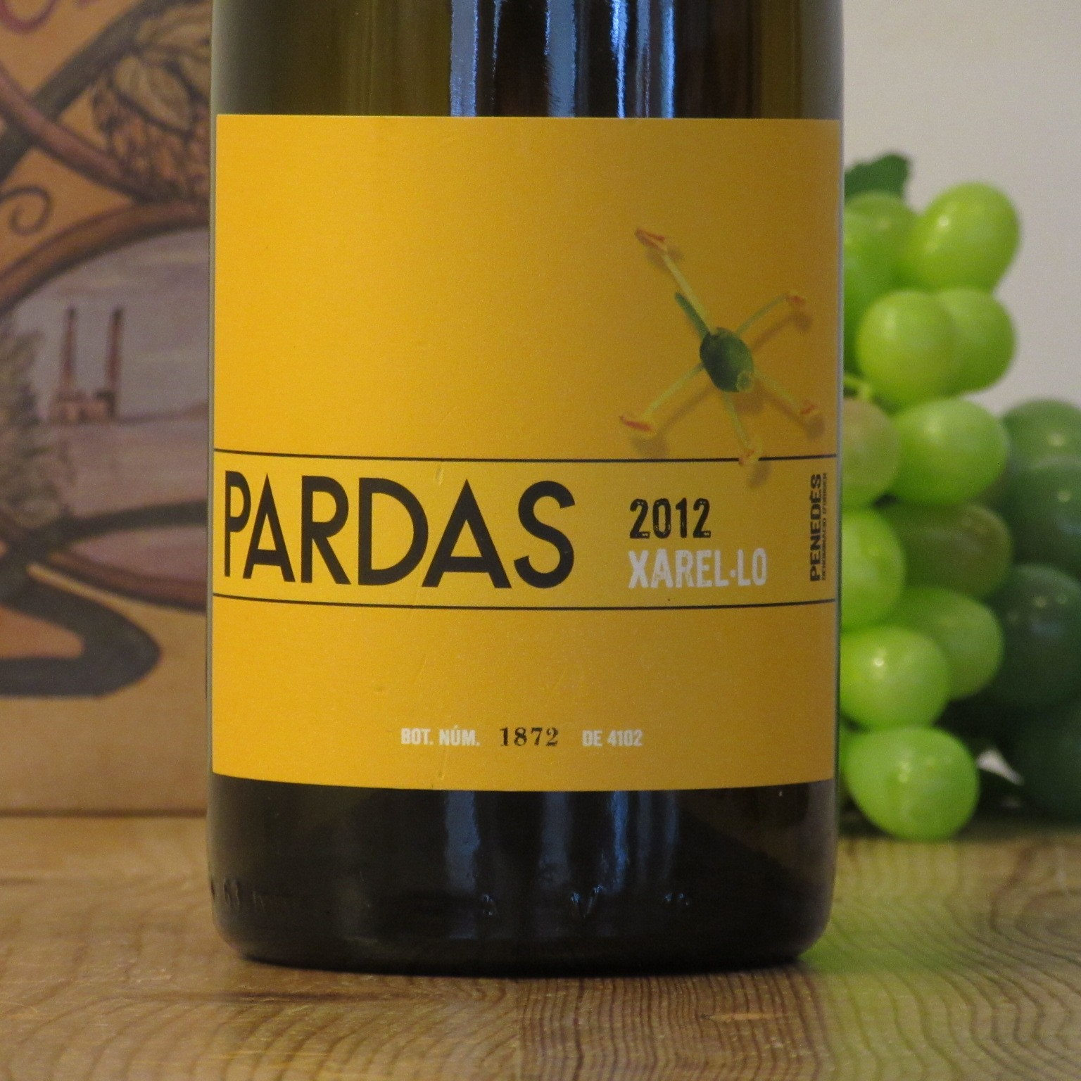 Celler Pardas Xarel-lo 2012