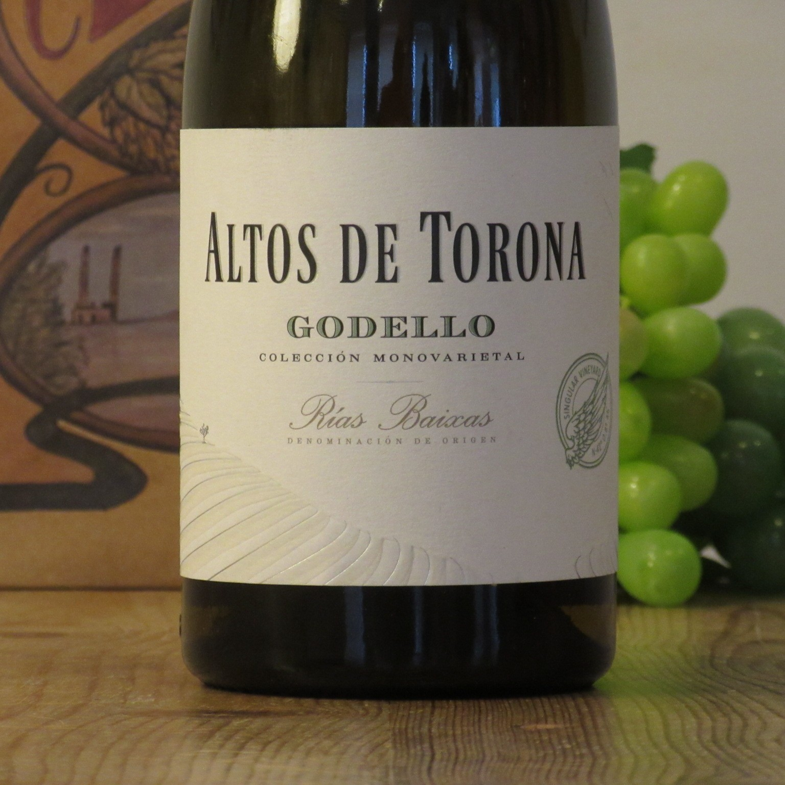 Altos de Torona Godello