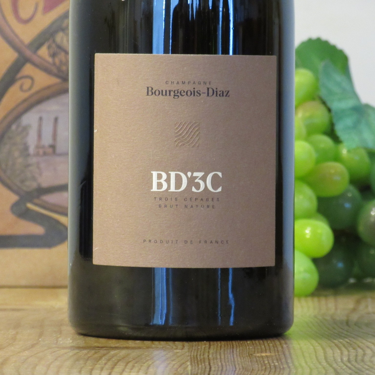Bourgeois-Diaz '3C Champagne NV