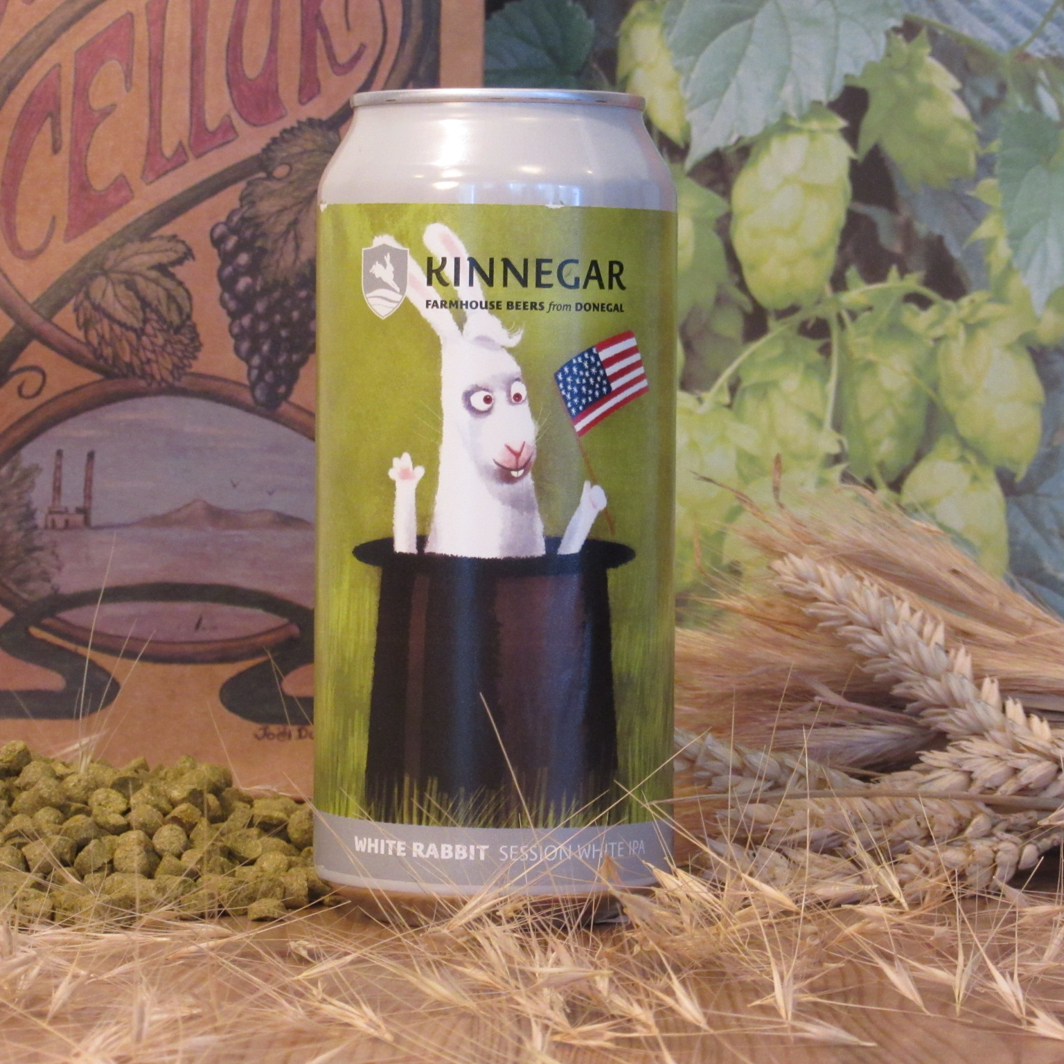 Kinnegar White Rabbit Session White IPA