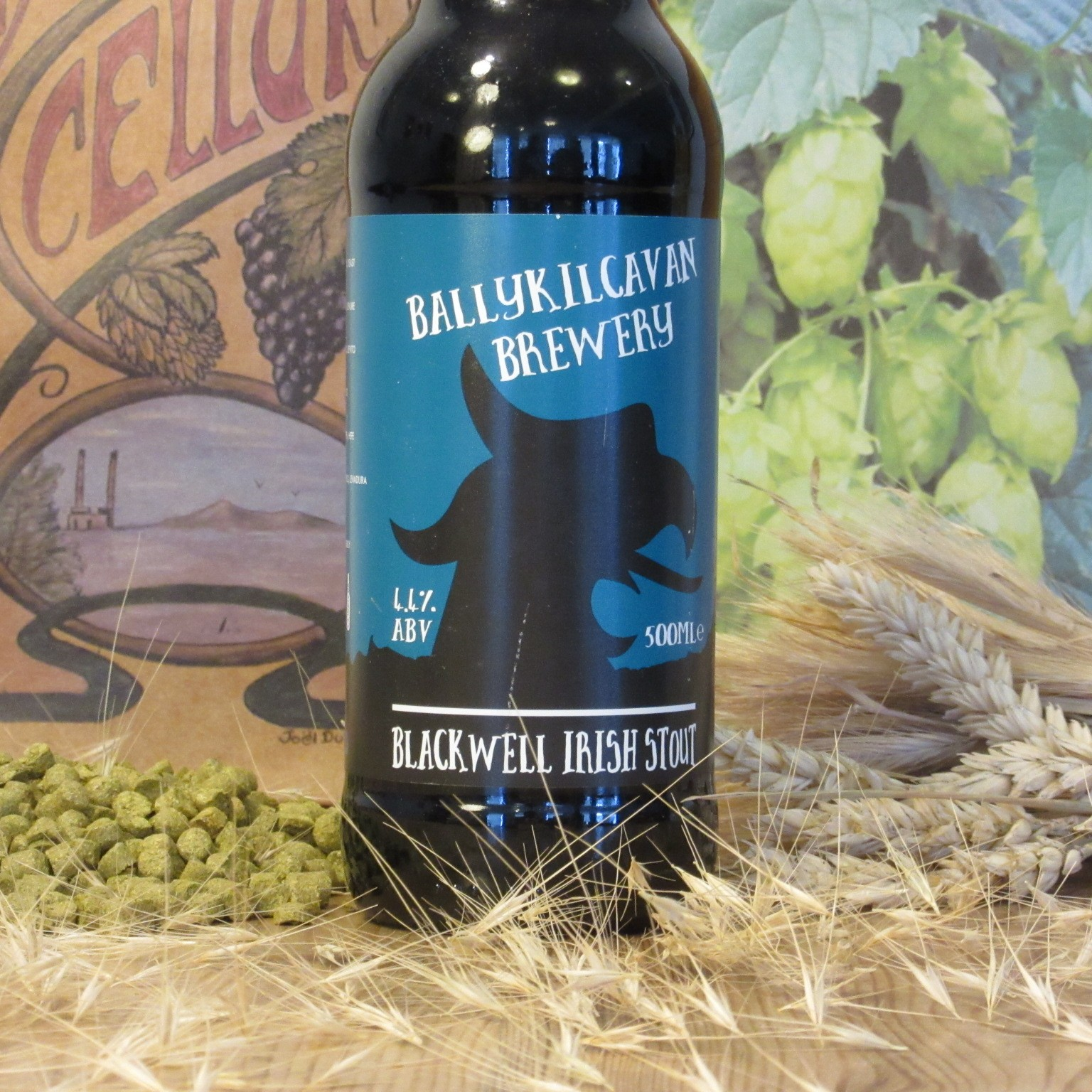 Ballykilcavan Blackwell Irish Stout