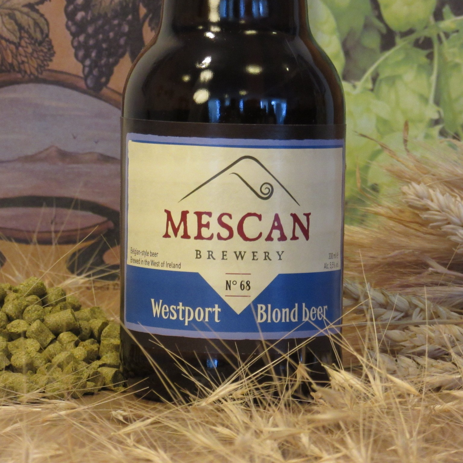 Mescan Westport Blond