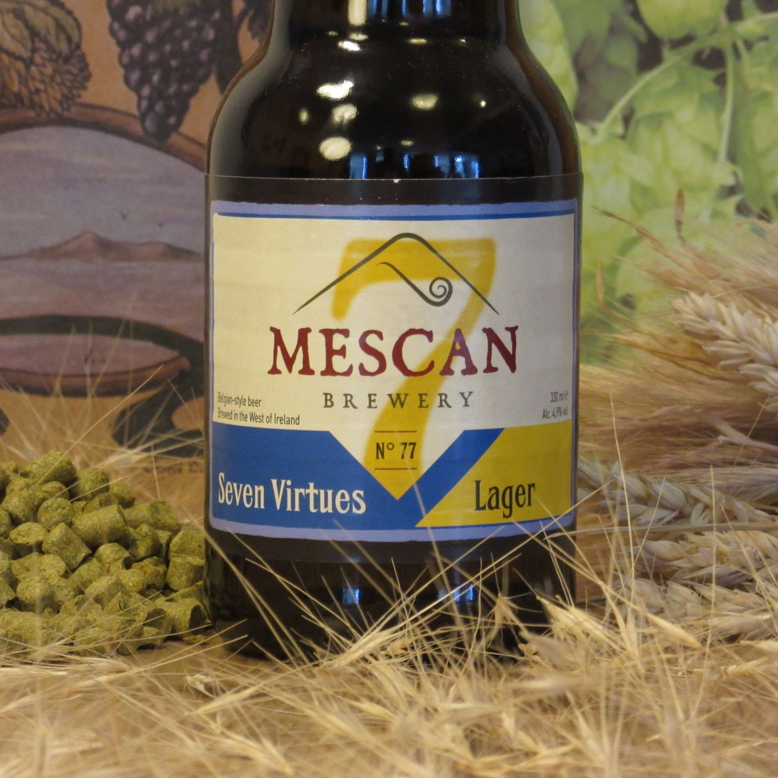 Mescan Westport Seven Virtues Lager