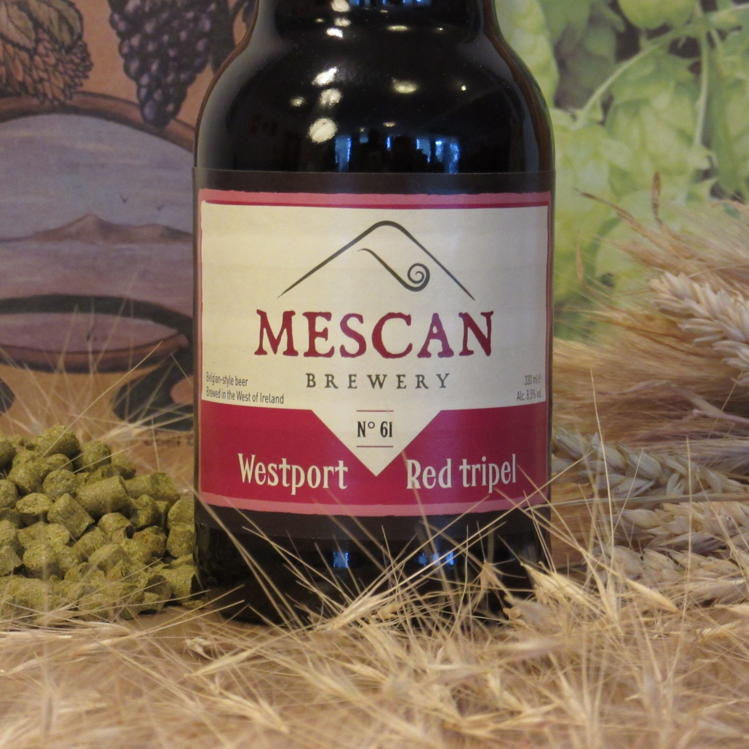 Mescan Westport Red Tripel