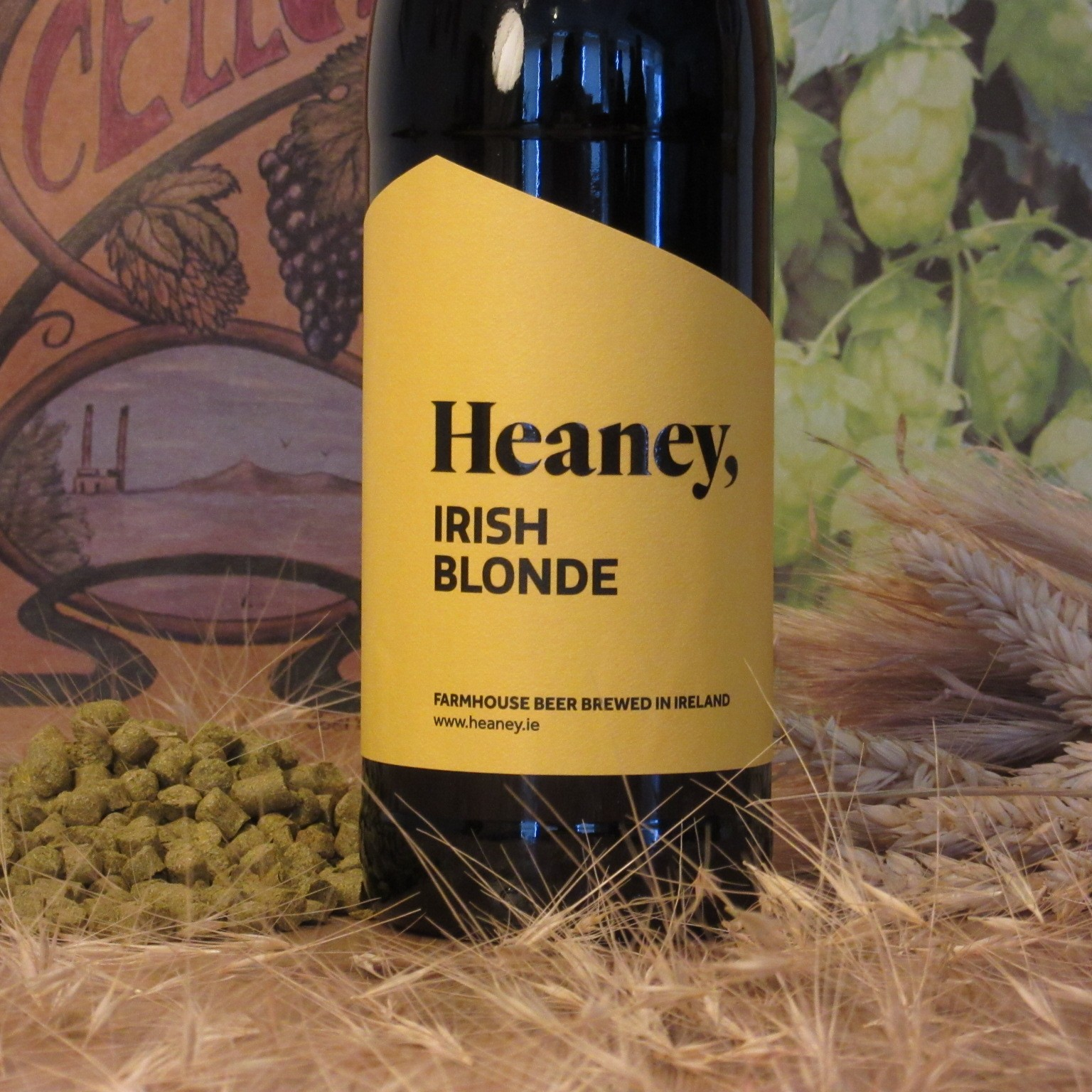 Heaney Irish Blonde