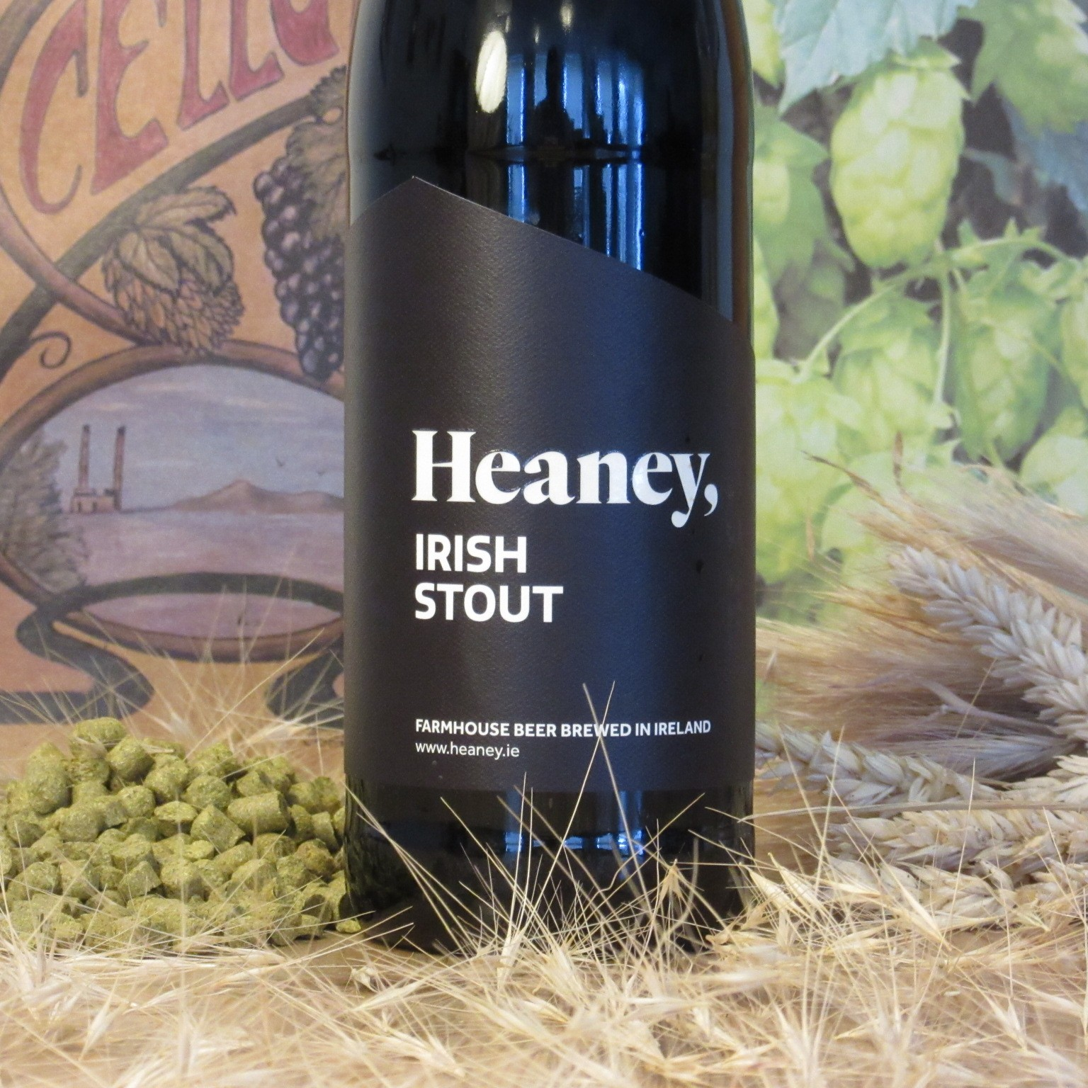 Heaney Irish Stout