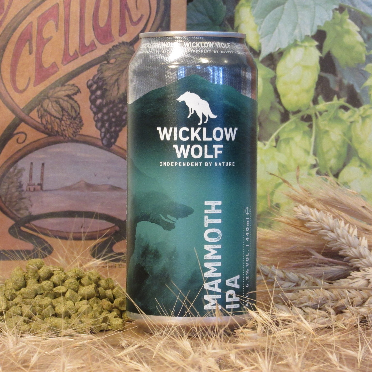 Wicklow Wolf Mammoth IPA