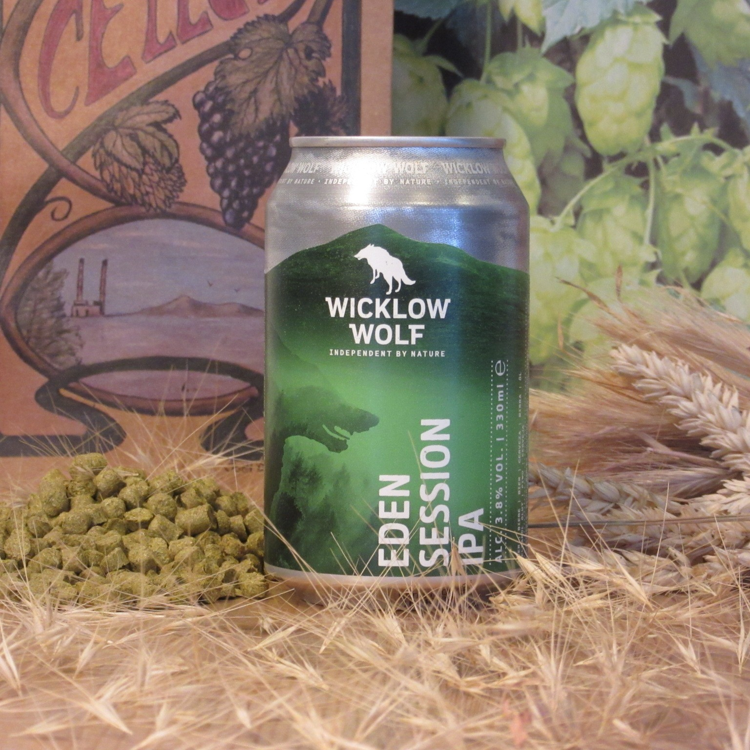 Wicklow Wolf Eden Session IPA