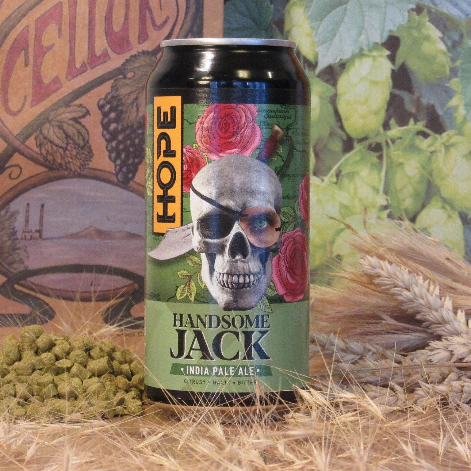 Hope Handsome Jack IPA
