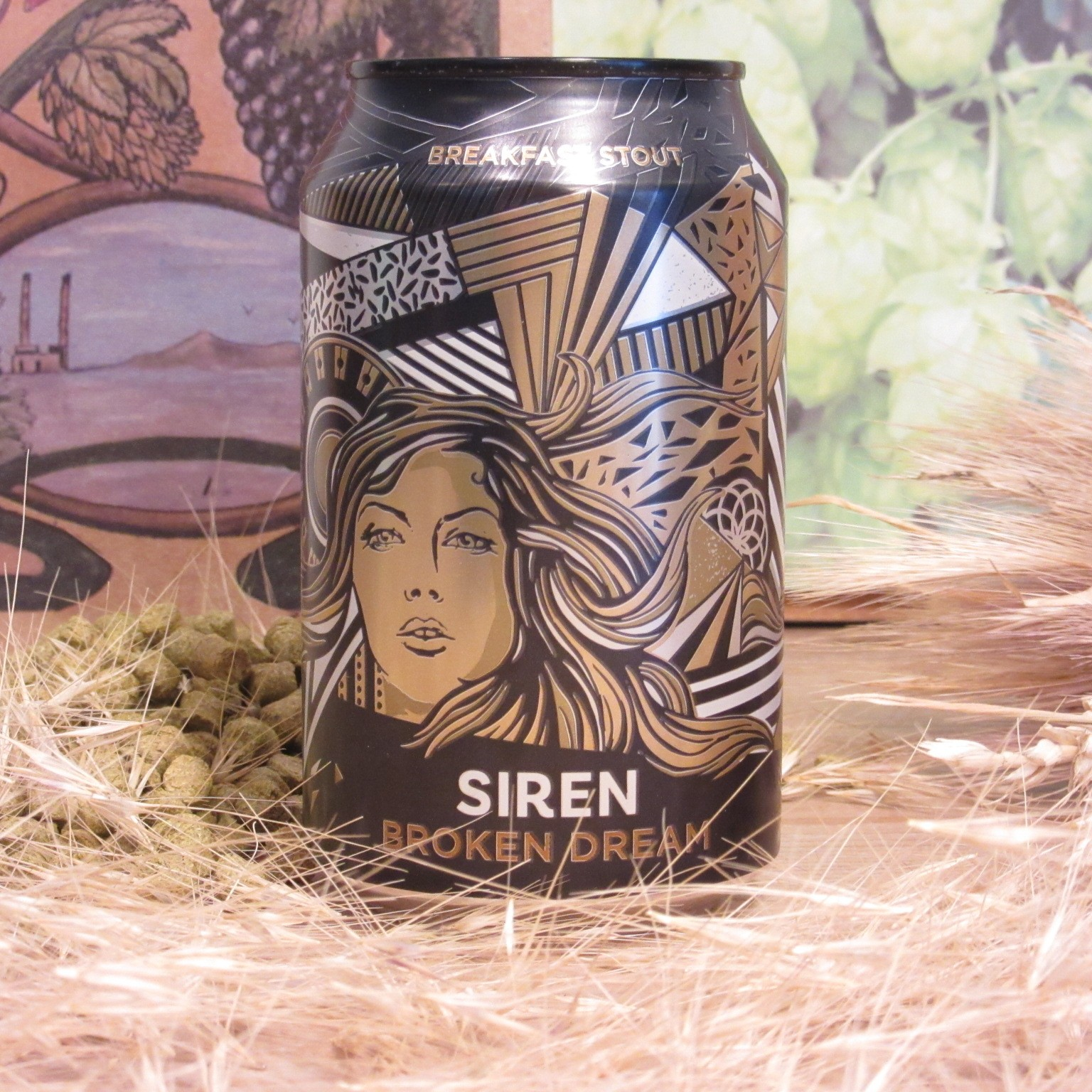Siren Broken Dream Breakfast Stout