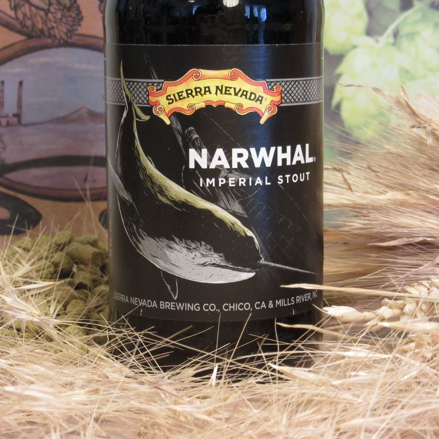 Sierra Nevada Narwhal 355ml