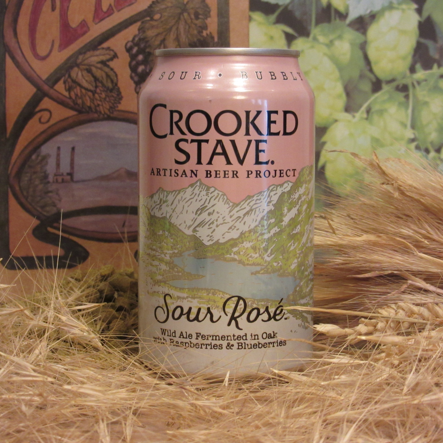 Crooked Stave Sour Rosé