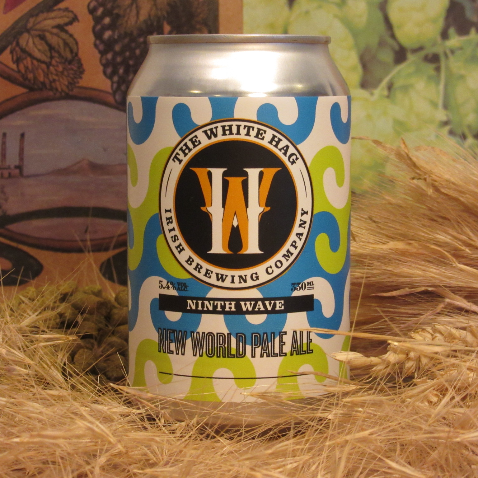 White Hag Ninth Wave New World Pale Ale