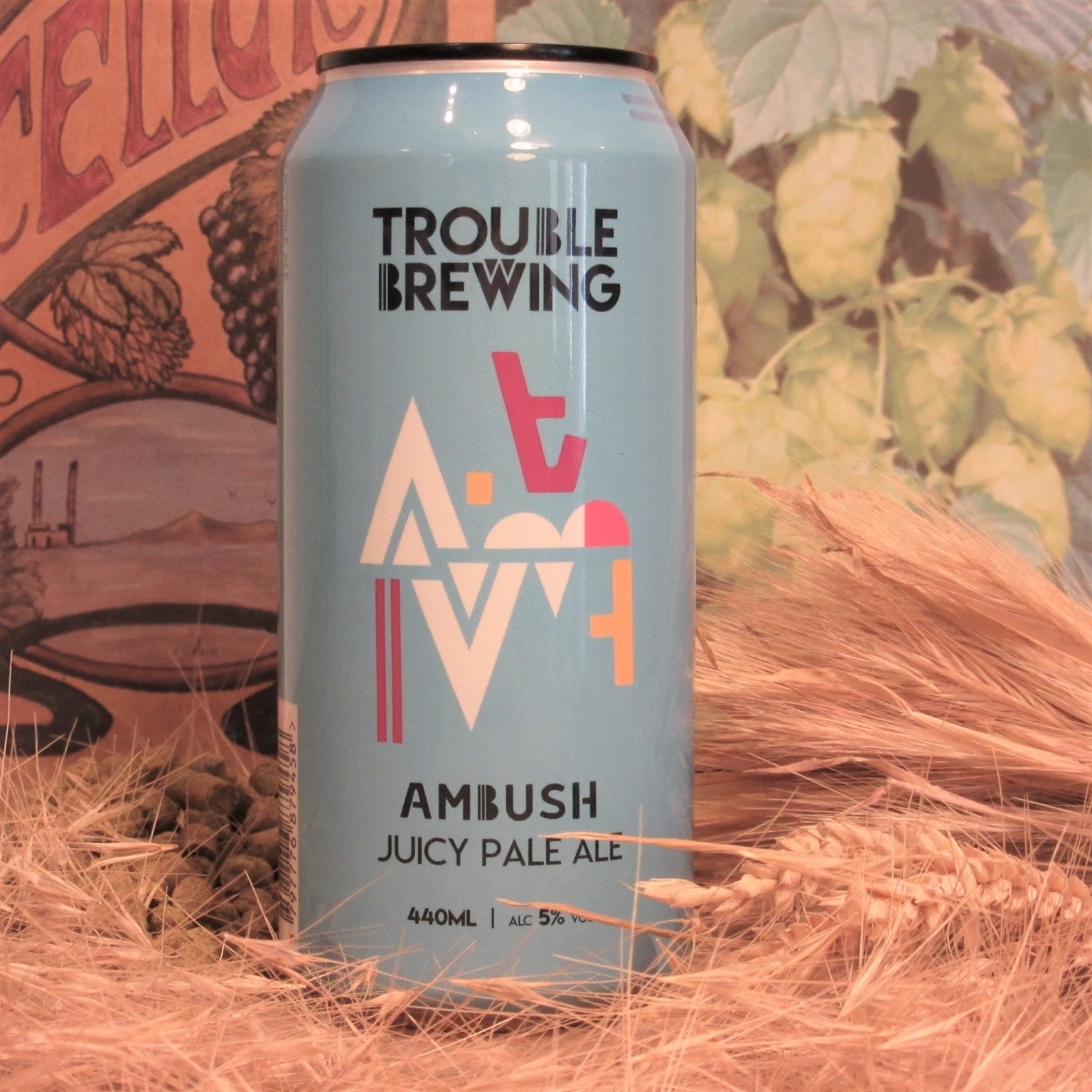 Trouble Brewing Ambush Juicy Pale Ale