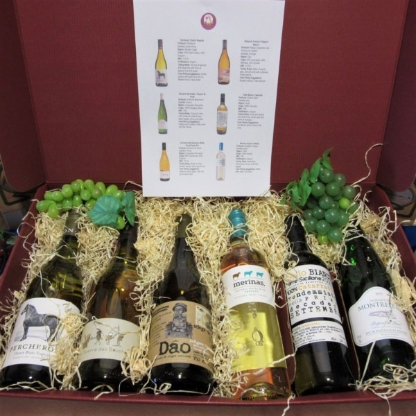 Blackrock Cellar Tasting box Best sellers Whites